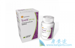拉帕替尼是一种口服的小分子表皮生长因子酪氨酸激酶抑制剂