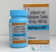 印度仿制药吉二代Myhep LVIR也能让中国基因1b型丙肝患者实现SVR12