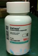 伏立诺他(Zolinza)有预防移植物抗宿主反应的作用