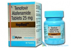 替诺福韦二代(TAF)安全性相较与前身药物有何进步?