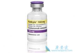 帕妥珠单抗与Kadcyla(T-DM1)都是治疗HER2乳腺癌患者的靶向药
