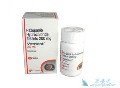 帕唑帕尼药物治疗晚期HCC患者的预后效果良好