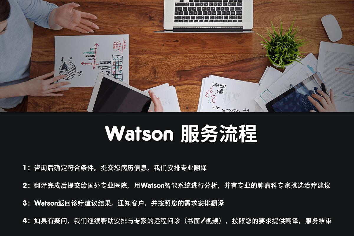Watson肿瘤智能诊断