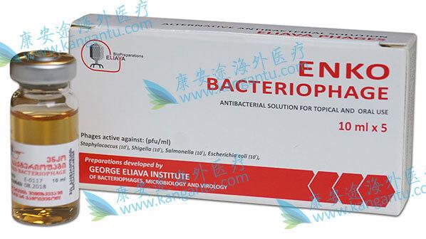 抗生素耐药感染/噬菌体疗法