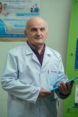 Gogi Khvichia, MD