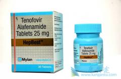 TAF(替诺福韦二代)治疗慢乙肝患者144周获得零耐药的优秀成绩