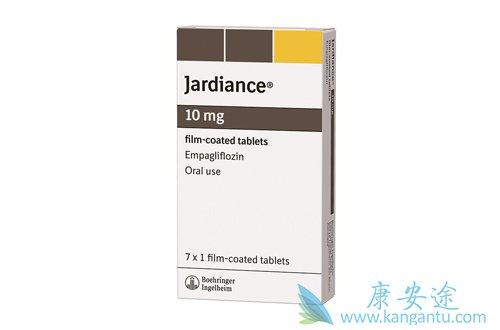 恩格列净(Jardiance)