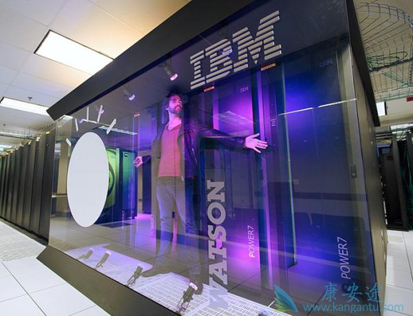 IBM Waston――人工智能黑科技,减少医生误诊,促使医院降价?