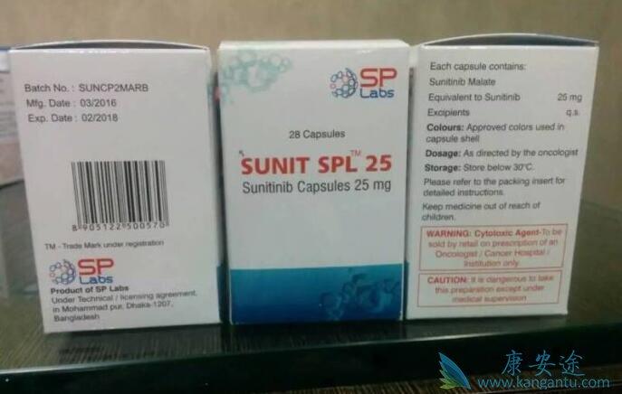 印度SP版9291(奥斯替尼)