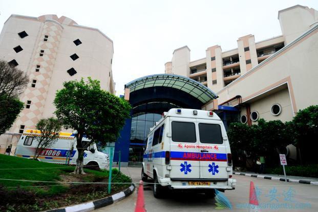 印度阿波罗医院