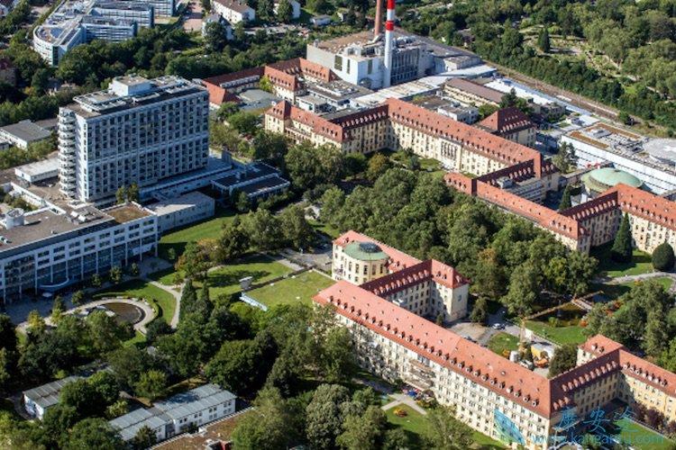 弗莱堡大学医院综合肿瘤中心 欧洲顶级肿瘤治疗中心