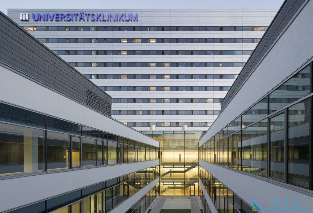 法兰克福大学医院