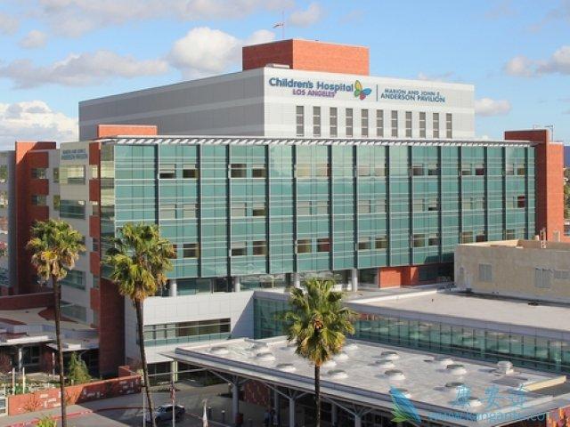 洛杉矶儿童医院