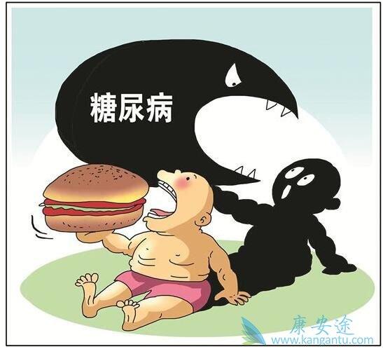 2型糖尿病的饮食